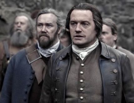 "Jamie's dad (Brian Dhu) in ""Lallybroch"" of Outlander on Starz via http://www.springfieldspringfield.co.uk/view-screencaps.php?tv-show=outlander-2014&episode=s01e12"