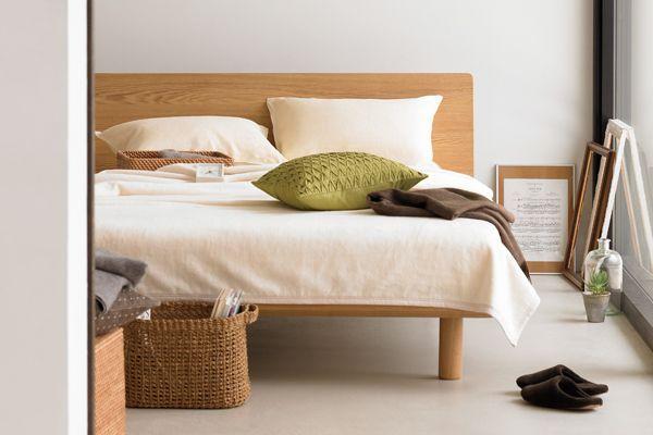 Image result for muji bed frame