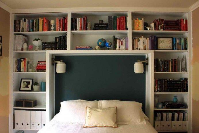 Cabecero con librería Iñigo