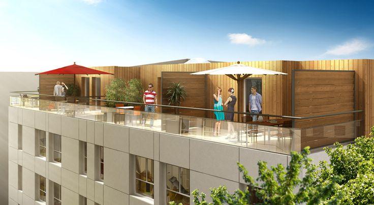 Student leaseback development in Rennes brittany 4% return
