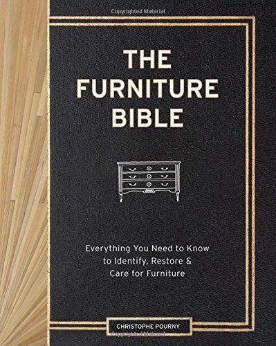 The Furniture Bible de Christophe Pourny