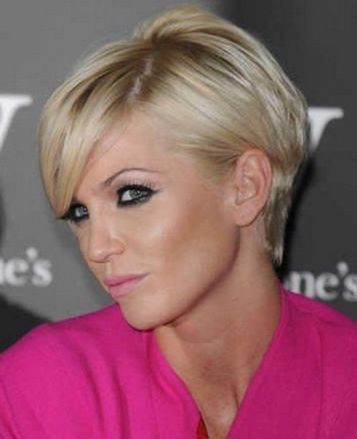 Short Hairstyles for Women 2014