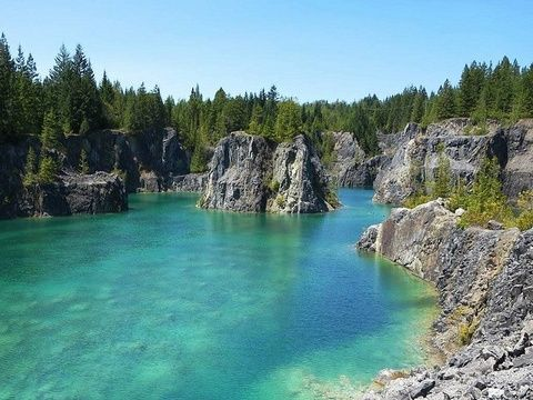 12 Isolated Spots to Escape to in BC - this is Cape Scott in the northwest part of Vancouver Isl.