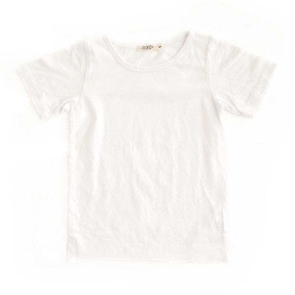 Knap Orignals Slim Fit Tee - White