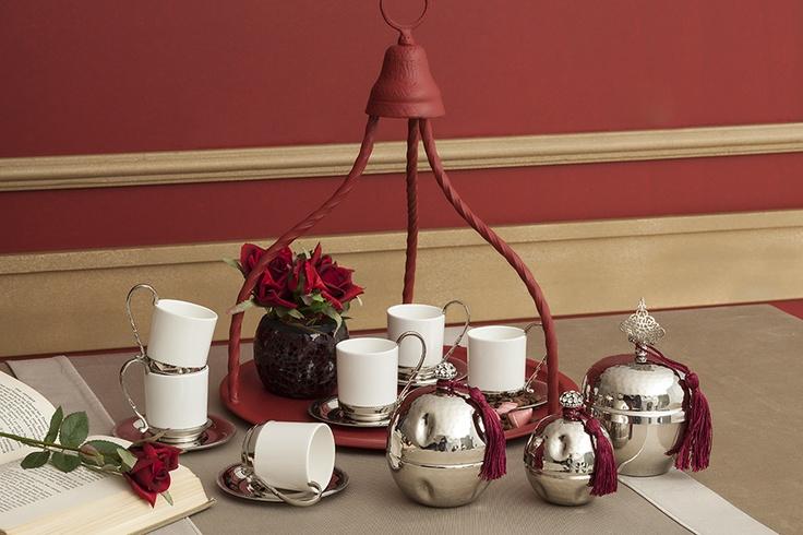 Osmanlı Serisi / Ottoman Line #coffee #turkishcoffee #turkkahvesi #kahve #bernardo