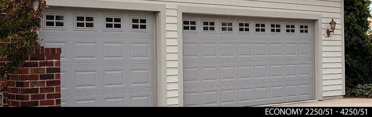 Stockton Garage Door Windows Panel With Stockton