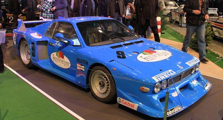 Lancia Beta Montecarlo Turbo Group 5