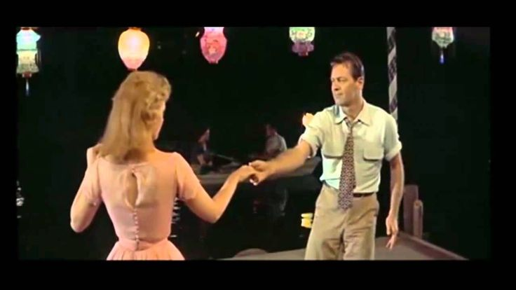 William Holden & Kim Novak Dancing in the Movie Picnic - this made the Big List, best music of the entire net 200 song list.