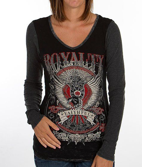 Daytrip Pieced Thermal T-Shirt