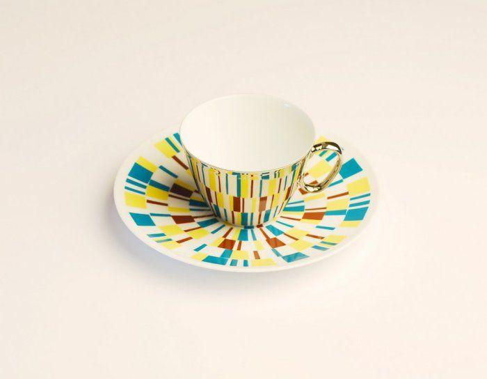 Magazín :: Produkty :: Чайная пара, которая должна быть всегда вместе. - DESIGN FORUM SHOP - Dizajn vyrobený s láskou