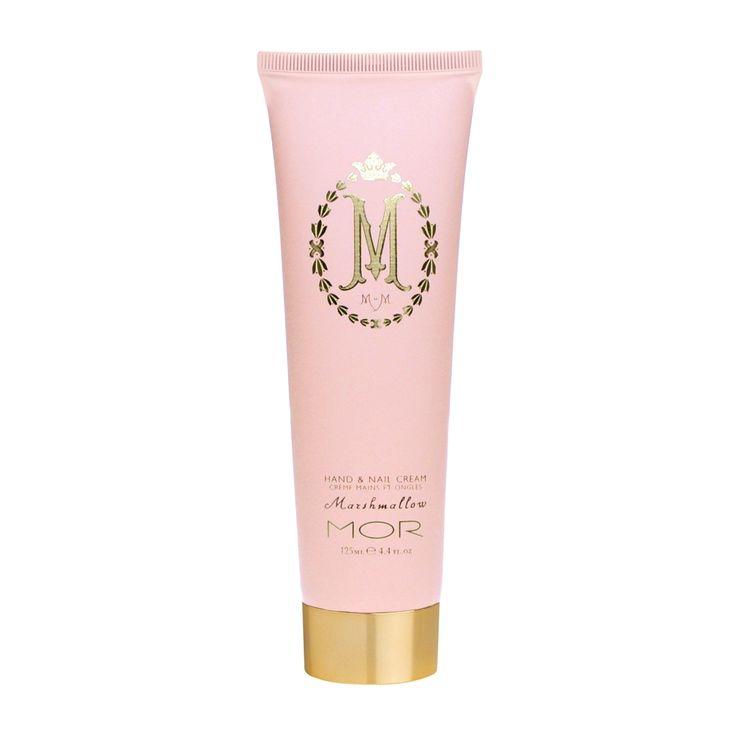 MOR - Marshmallow Hand and Nail Cream 125ml