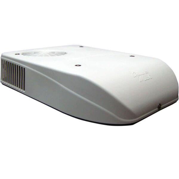 Coleman Mach 8 Air Conditioner With Heat Pump 15k Btu In 2020 Camping Air Conditioner Heat Pump Rv Air Conditioner