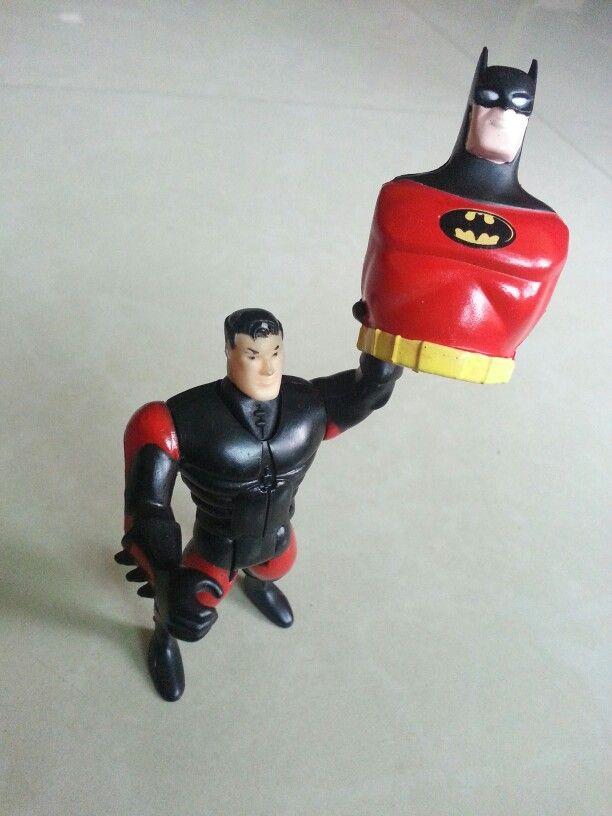 I'm the real Batman