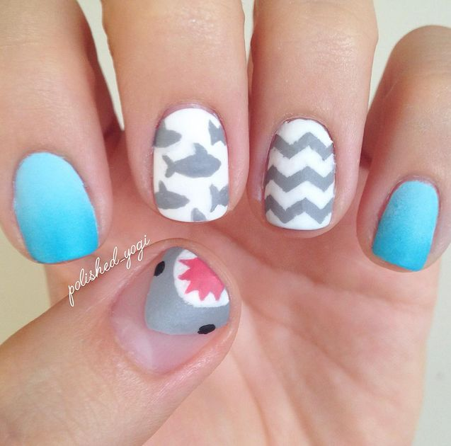 Shark Week NOTW inspiration!
