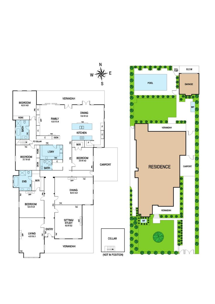 33 Hawthorn Grove, Hawthorn, Vic 3122 - floorplan