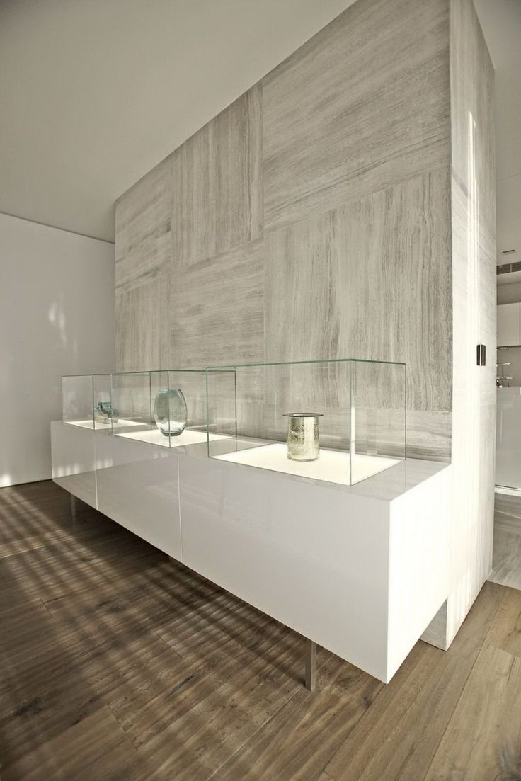 Prague commercial interior design news mindful design consulting - Retail Contemporist Design Texture Tile Feature Wall Wood Inspired Domestic Flooring