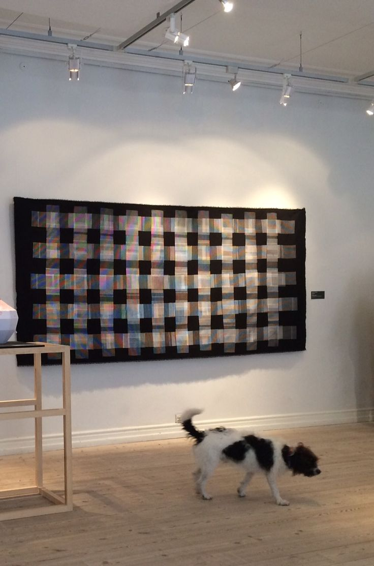 Exhibiton at Officinet, Arts and Craft prize 1879, The Hetsch Medal. Wall hanging 150x326 cm. Snapshot.