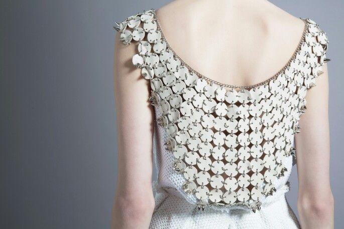 Photo: Fanny Turcotte Stylist: Eloisa D'Amico Model: Hannah (elite models) Top: eulaliab