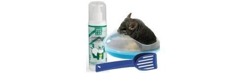 Higiene, bases y arena para roedores al mejor precio en la tienda de mascotas online Wakuplanet.com