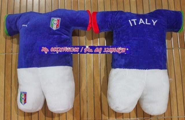 BdM Sport: Bantal Kostum Piala Dunia   HP 088211451388 / PIN BB 32884CB
