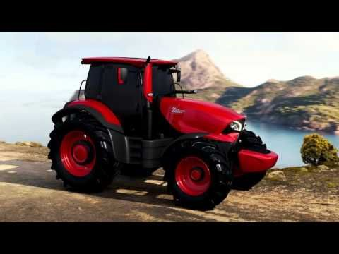 Zetor by Pininfarina - YouTube