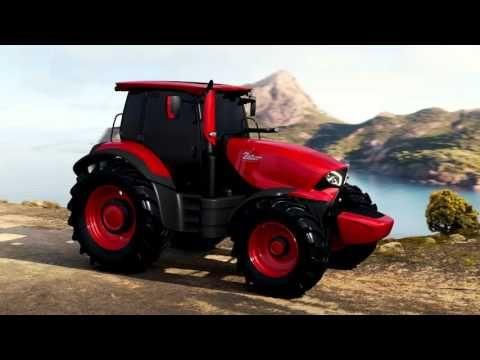 Zetor by Pininfarina - YouTube