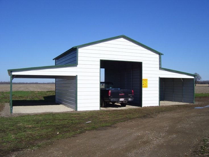 1000 Images About Barns W Lean To On Pinterest Metal