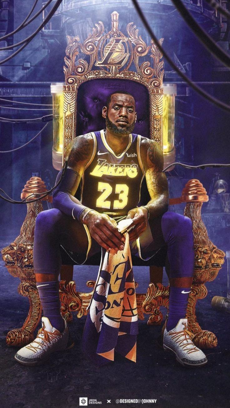 Notitle Basketball Basketball Notitle Lebron James Lakers Lebron James Wallpapers Lebron James Poster