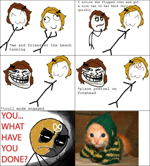 Funny Troll Face Meme | www.pixshark.com - Images ...