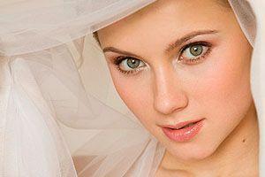 Летний макияж невесты
