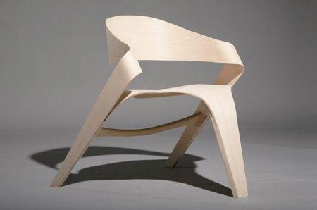 Awesome Ausgefallenes Stuhl Design Kohlenstoff Alvaro Uribe Photos ...