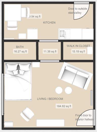 25 Best Ideas About Studio Apartments On Pinterest Ikea