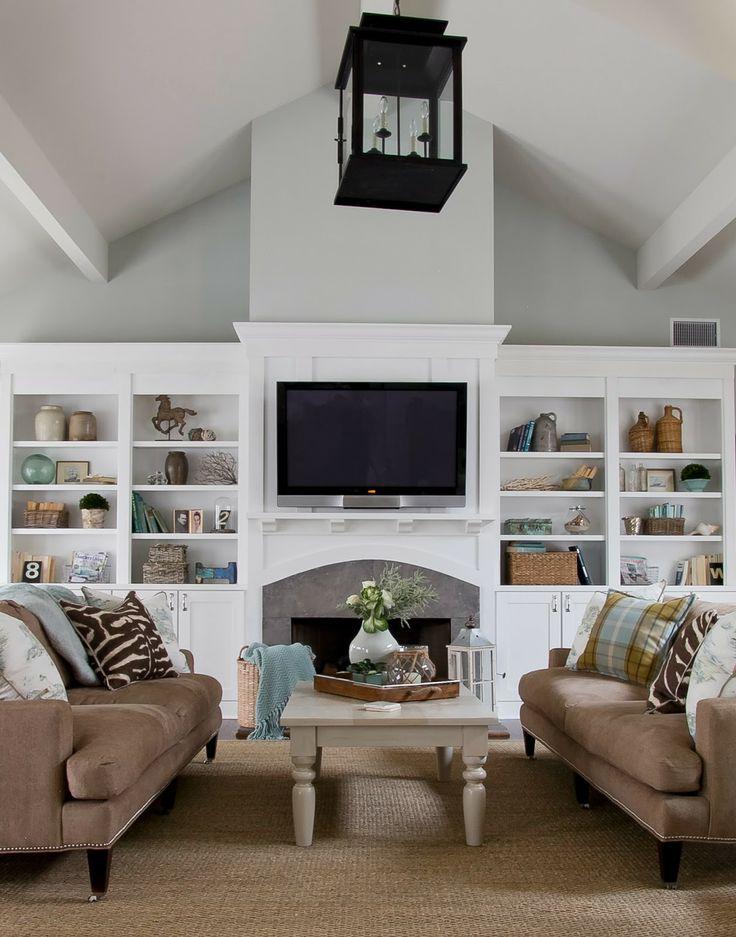 Beautiful living room!! Sherry Hart Designs