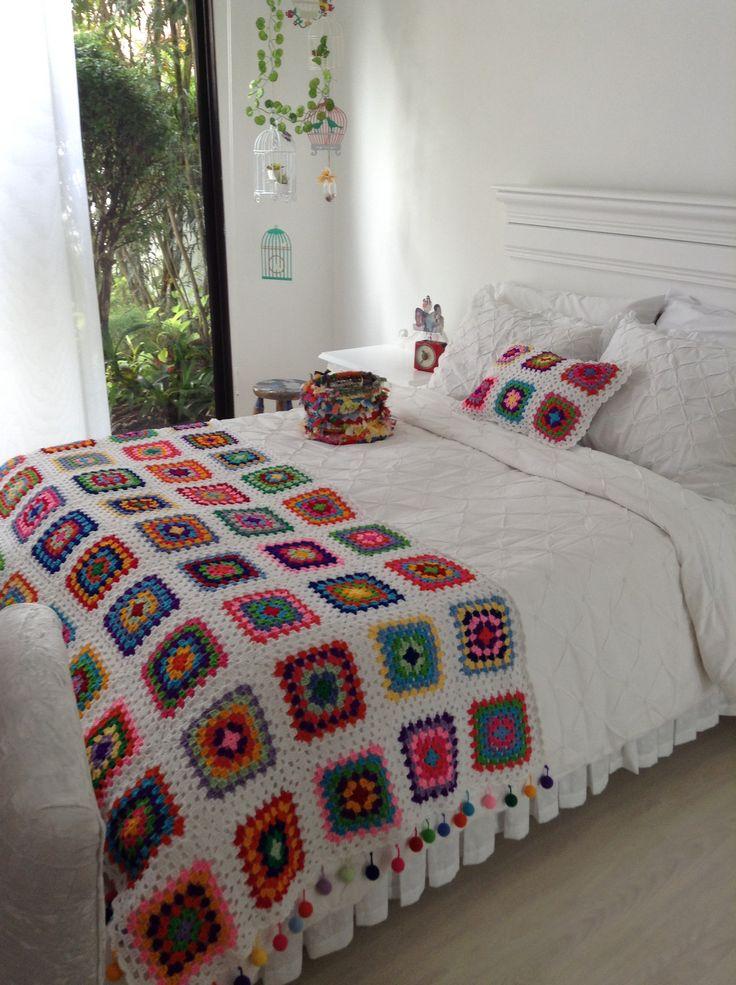 Crochet elaborada por Guela Mainieri