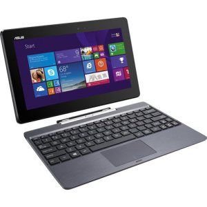 ASUS Transformer Book T100TAM 10.1 inch Detachable 2-in-1 Touch Laptop