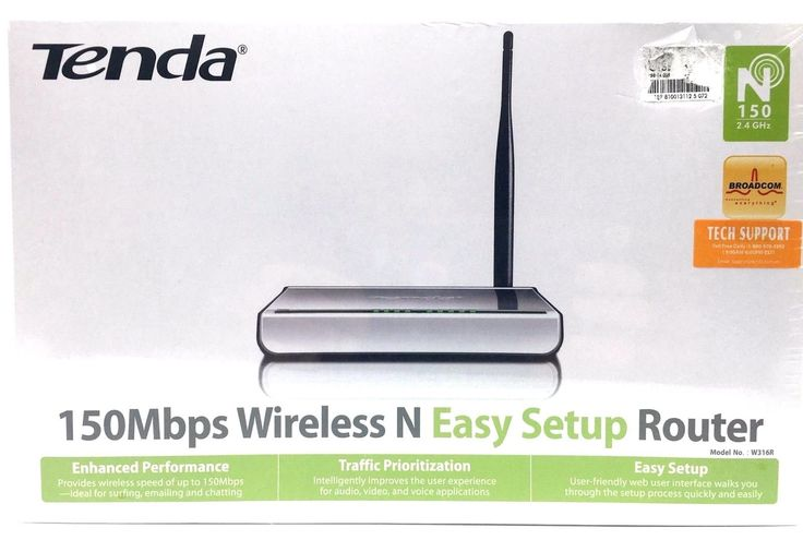 Wireless n router 150mbps 24ghz 4 port tenda w316r easy setup pc wireless n router 150mbps 24ghz 4 port tenda w316r easy setup pc tablet wifi wireless routers for home office pinterest tablet wifi and wireless greentooth