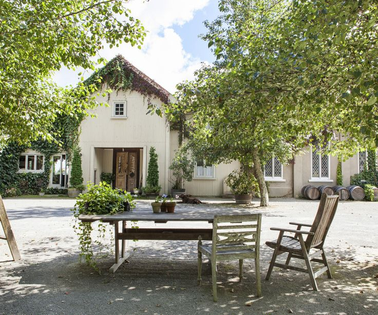 A magical Tauranga property with rural French ambience - Homes To Love