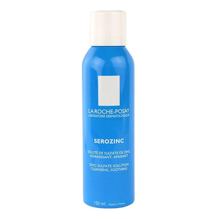 2700    La Roche-Posay Serozinc nyugtató spray érzékeny, irritált bőrre (Zinc Sulfate Solution) 150 ml