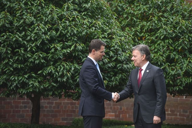 Press release: New strategic partnership between Northern Ireland and Colombia