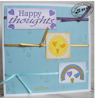 April 2016 Monthly Make from Crafty Roo Designs