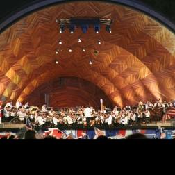 Hear the Boston Pops Orchestra live.