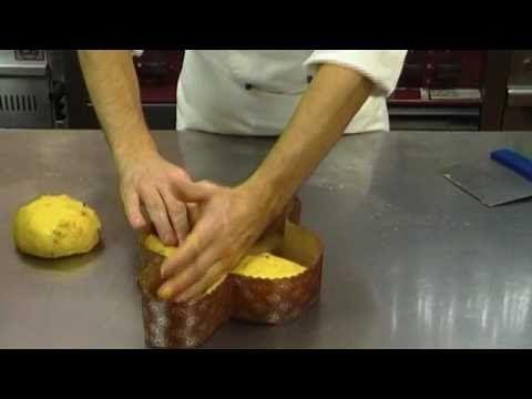 Colomba pasquale veloce ricetta | Atelier Cucina