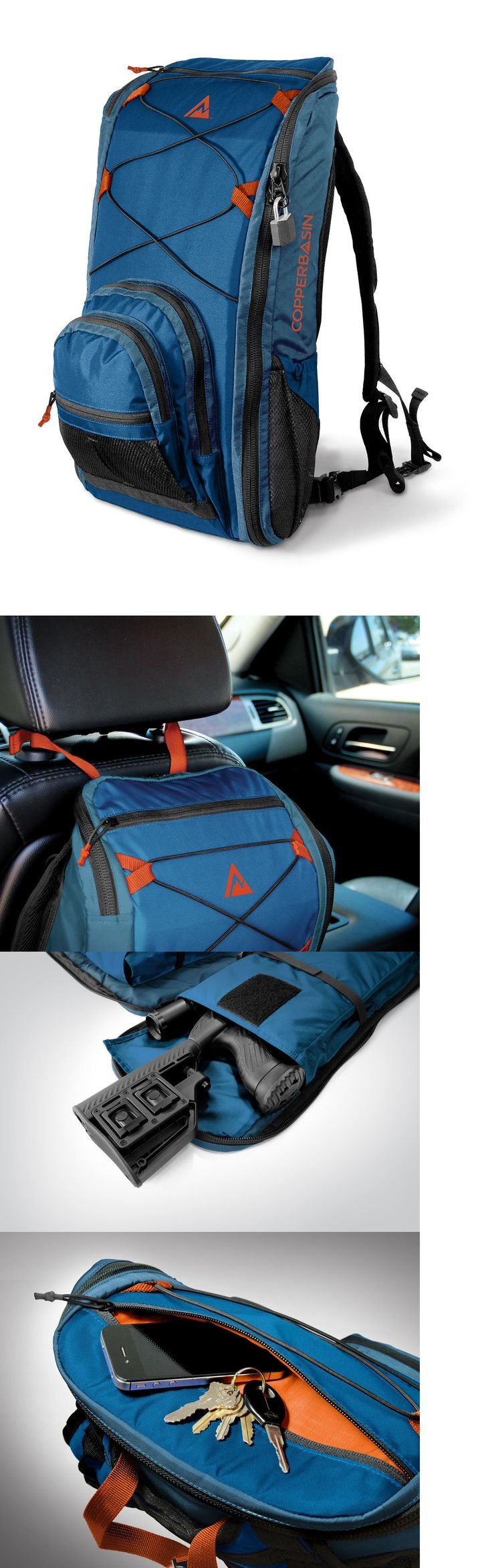 Tactical Bags and Packs 177899: Ruger 10 22 Takedown Pack - Blue Orange -> BUY IT NOW ONLY: $99.99 on eBay!
