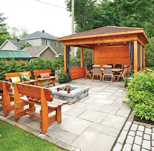 Espaces complémentaires patio inspirations jardinage et extérieur pratico pratique