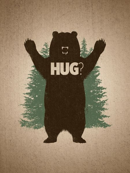 Bear Hug  ~ Powerpig