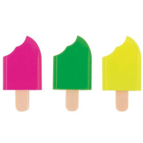 Wonenonline: Markeerstiften in de vorm van ijsjes