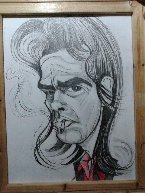 Nick Cave artist Giovanni Latorre