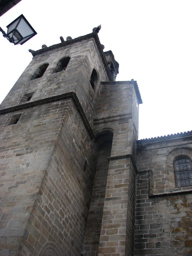 Iglesia de Santa María la Mayor.