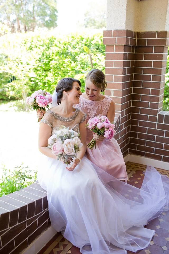 Wedding bliss, gorgeous peonies ;-)