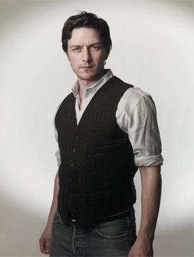 James McAvoy-back off ladies. He's mine. I've loved him for YEARS.